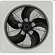 Ventilator Axial cu motor EC