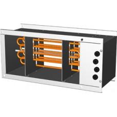 Baterie electrica de incalzire rectangulara RVA 600-300mm (bxh) - 15kw