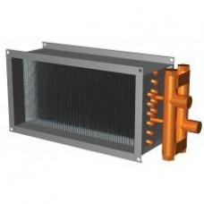 Baterie rectangulara de incalzire RWW 600-350 (bxh) 35 kw