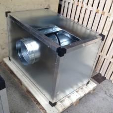 Ventilator BOX HP200 1450rpm 0.37kW 230V