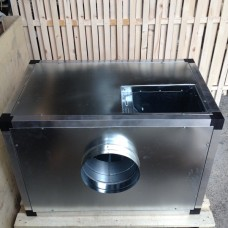Ventilator BOX HP250 1450rpm 0.75kW 400V