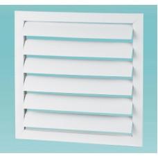 Ventilation grille GR300x300 graity shutters